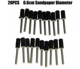 200PCS sandpaper