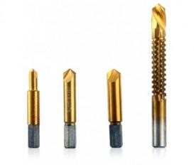 4PCS screw extractor